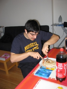 Enrico VS calzone